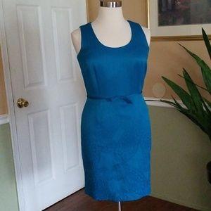 Paisley Sheath Dress